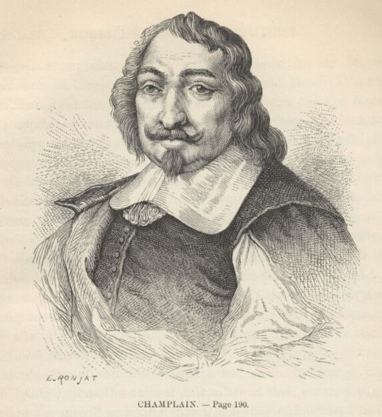 Champlain's Expedition of 1615 Against the Onondaga