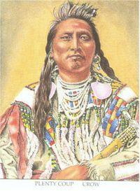 Plenty Coup, Crow Tribe