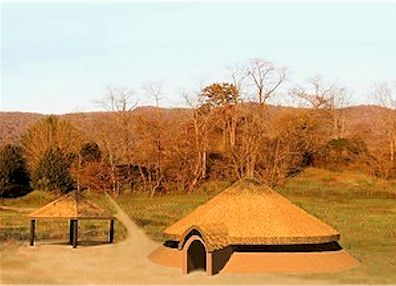 Sioux Pit House