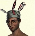 Wakaun Haka, A Winnebago Chief