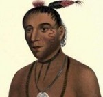Wakawn The Snake A Winnebago Chief