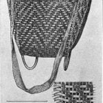 Arikara carrying basket (U.S.N.M. 8430)