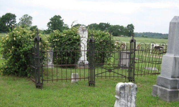 Hodgen Cemetery, Hodgen, LeFlore County, Oklahoma