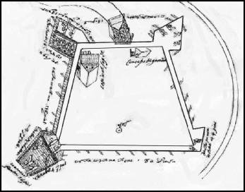 Early Fort at St. Augustine