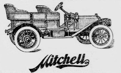Biography of Frank L. Mitchell