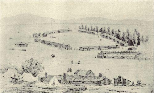 Indian Grievances and Camp Stevens Treaty