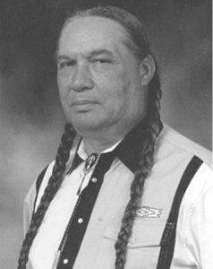 "Chief Wilford ""Longhair"""