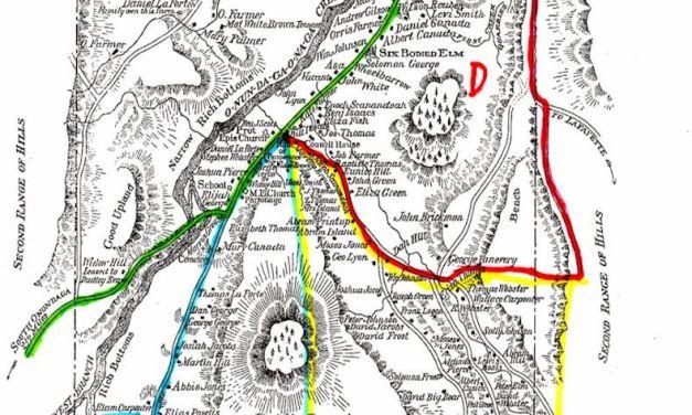 List of Occupants of the Onondaga Reservation, Onondaga County, New York