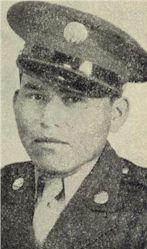 Ernest Stanley, Apache
