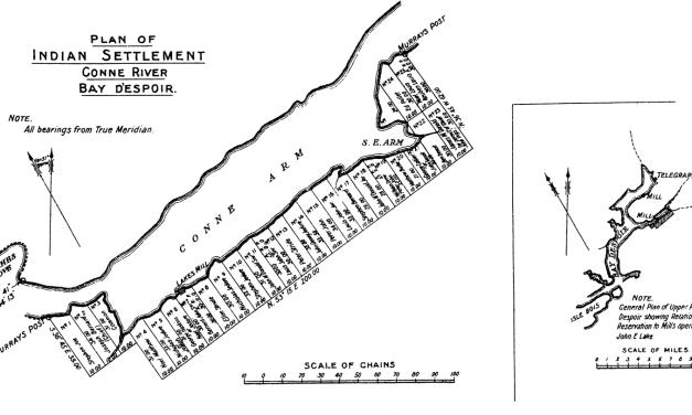 The Micmac Indians At Bay d'Espoir
