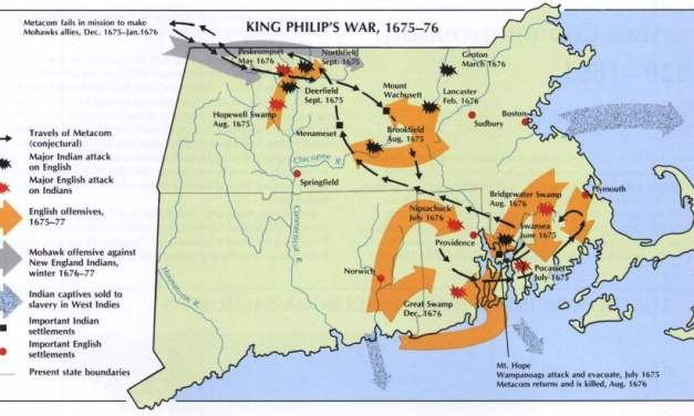 King Philip's War – Indian Wars