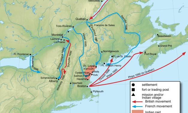 King William's War – Indian Wars