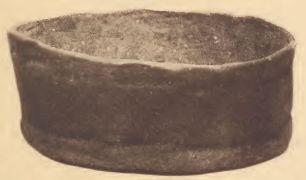 Pamunkey pottery vessel.