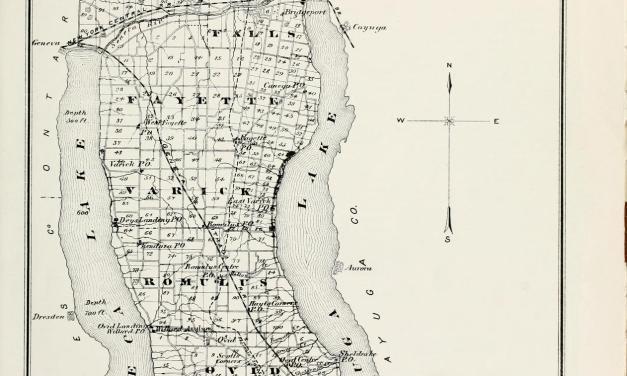 Seneca County New York Genealogy