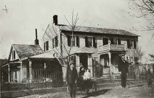 Residence of James Duncan Mudd, Prairie du Rocher