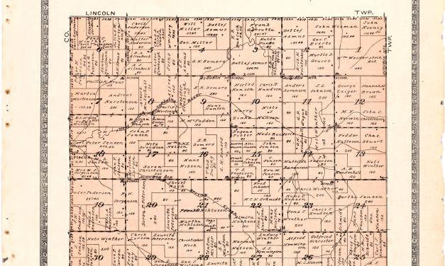 1921 Farmers' Directory of Douglas Iowa