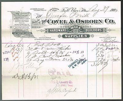 Osborn Family of Fall River Massachusetts