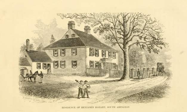 Descendants of Edmund Hobart