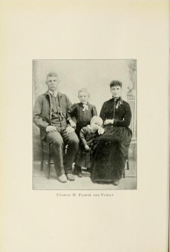 Charles H. Flower and Family
