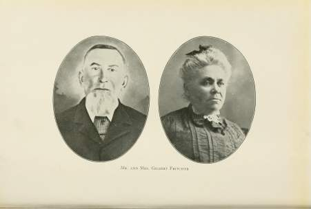 Mr. and Mrs. Gilbert Fritcher