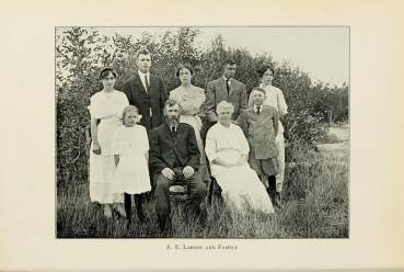 S. N. Larson and Family