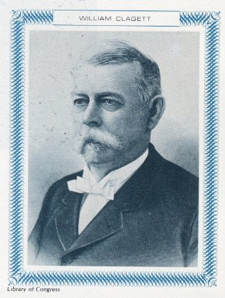 Biography of William H. Clagget