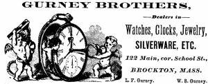 Gurney Brothers Advertisement