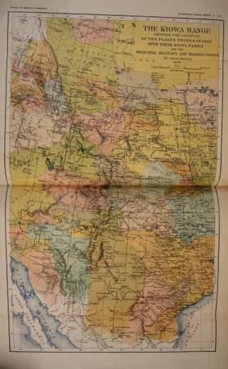 The Kiowa Range