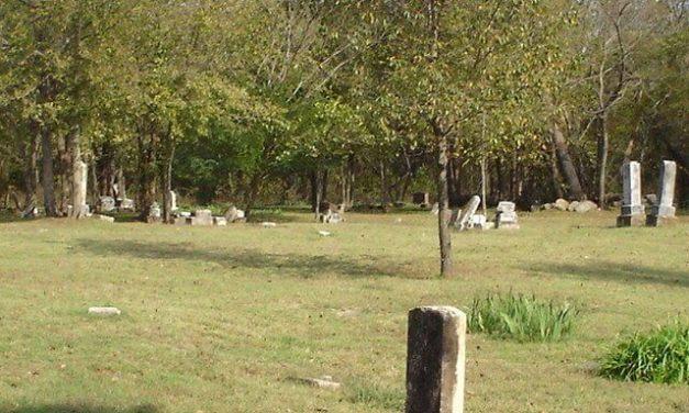 Mayes County Oklahoma Cemeteries