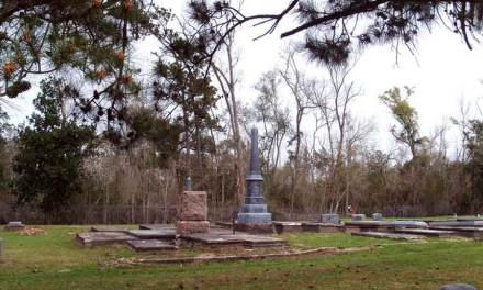 Chambers County Texas Cemeteries