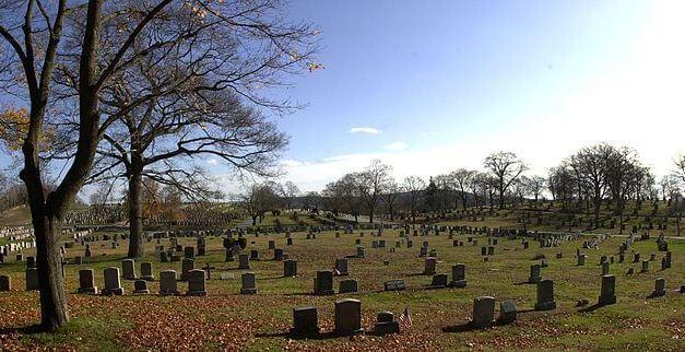 Suffolk County Massachusetts Cemeteries