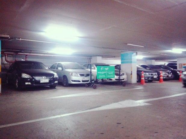 Disabled Car Parking - Paradisc Park 2