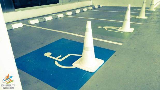 EmQuartier Disabled Parking Spots 4