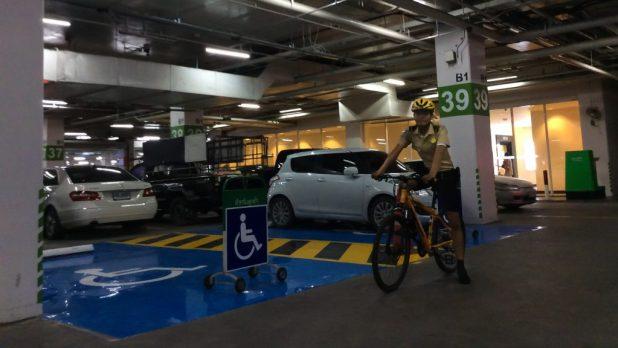 Disabled Car Parking Seacon-3421