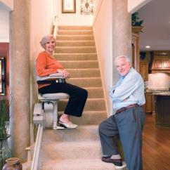Bruno Chair Lifts Leather Wing Uk Las Vegas Home Stair | Accessibility Services Inc