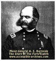 Major-General A E. Burnside