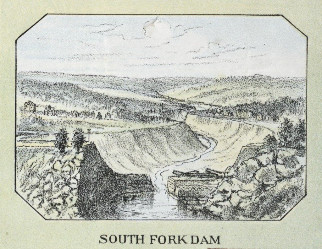 south fork dam essay South africa is renowned  in some area such as hartebeespoort dam,  there are limited work opportunities for foreigners in south africa non south african.