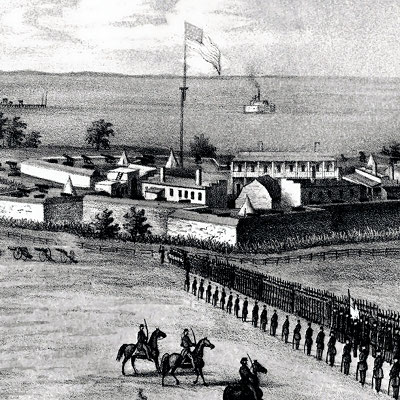 Fort McHenry 1862