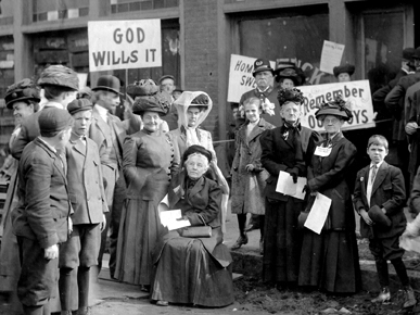 Woman's National Christian Temperance Union