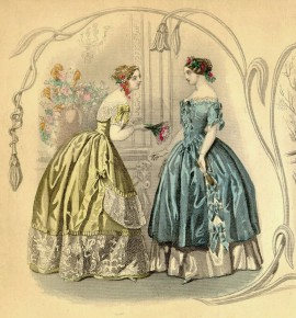 Godey's Lady's Book Cover Images