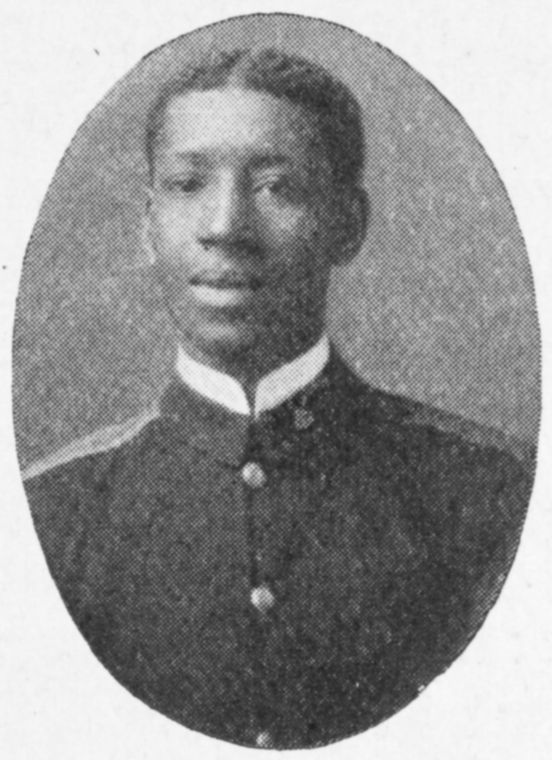 African American Cadet