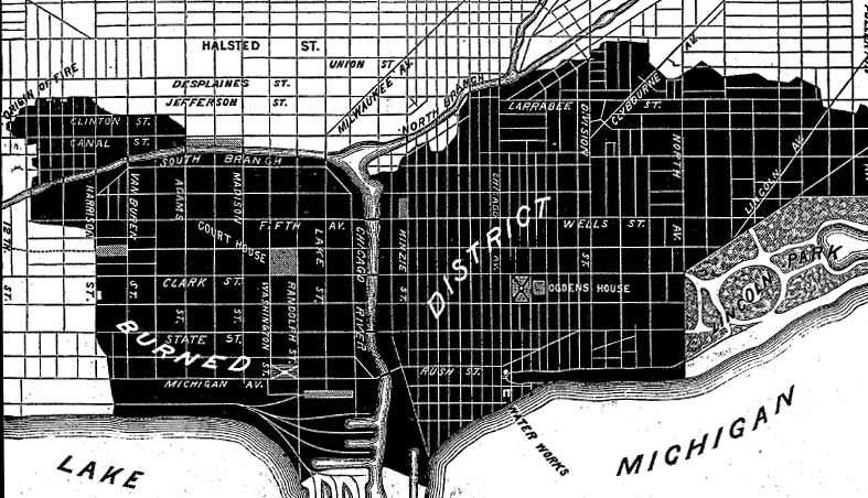 The Great Chicago Fire Of 1871 Alternate Origin Stories