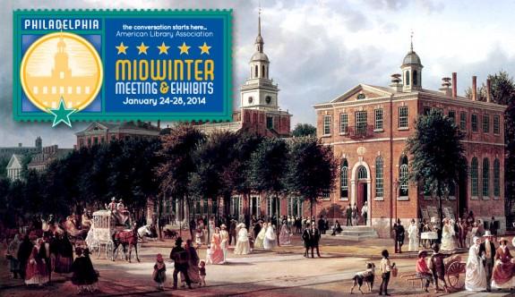 ALA Midwinter 2014 in Philadelphia