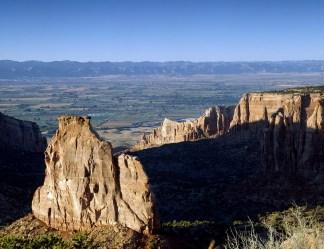 Rugged southwest Colorado landscape near Mesa Verde National Park
