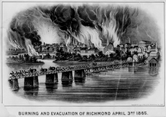 Richmond Fire and Evacuation