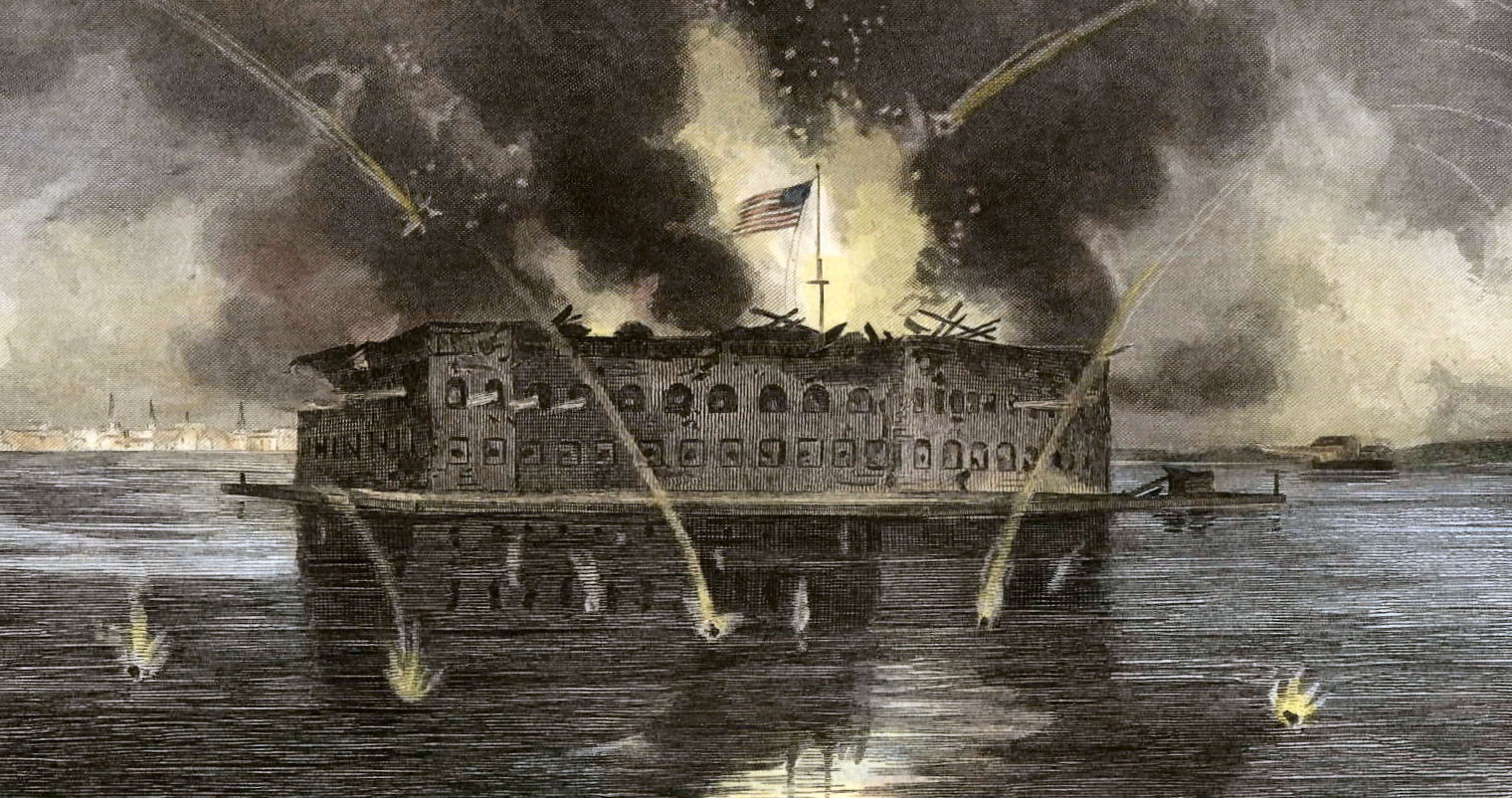 Find Another Essay On Battle of Fort Sumter