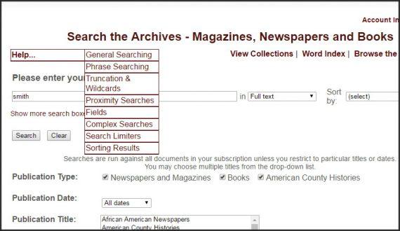 Search Enhancements - Figure 1