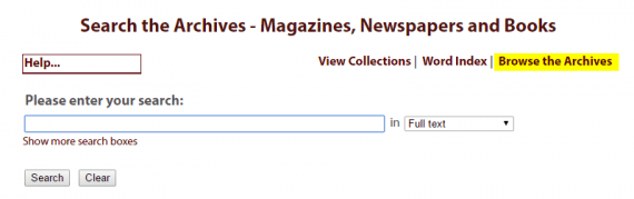 Browse Collections