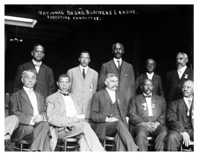 National Negro Business League Executive Committee (circ 1900)