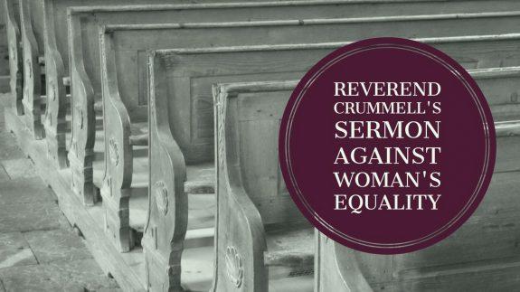 Crummell Sermon